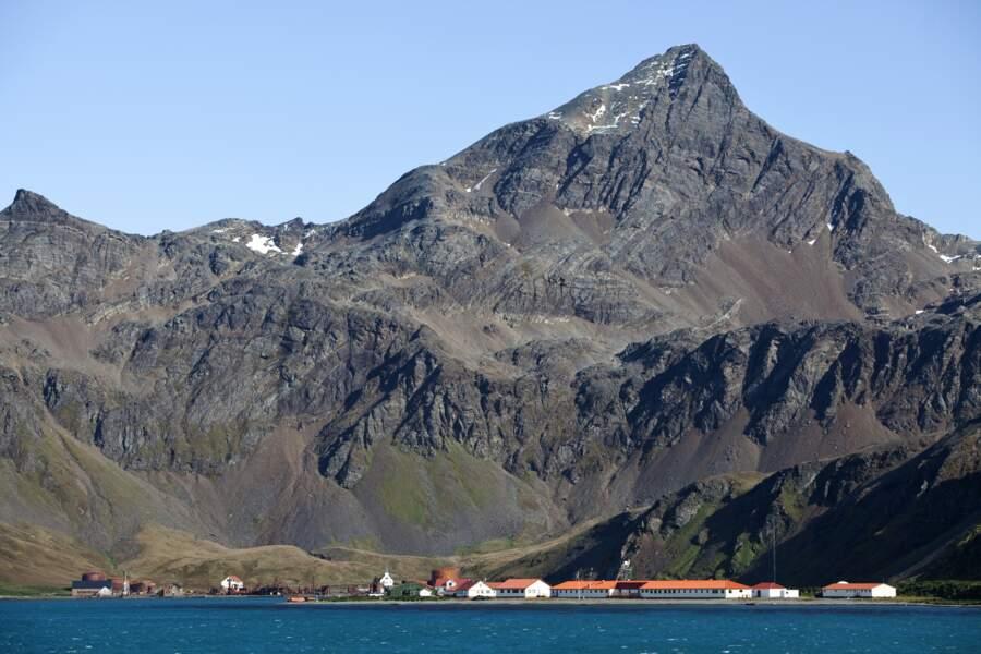 Le village de Grytviken