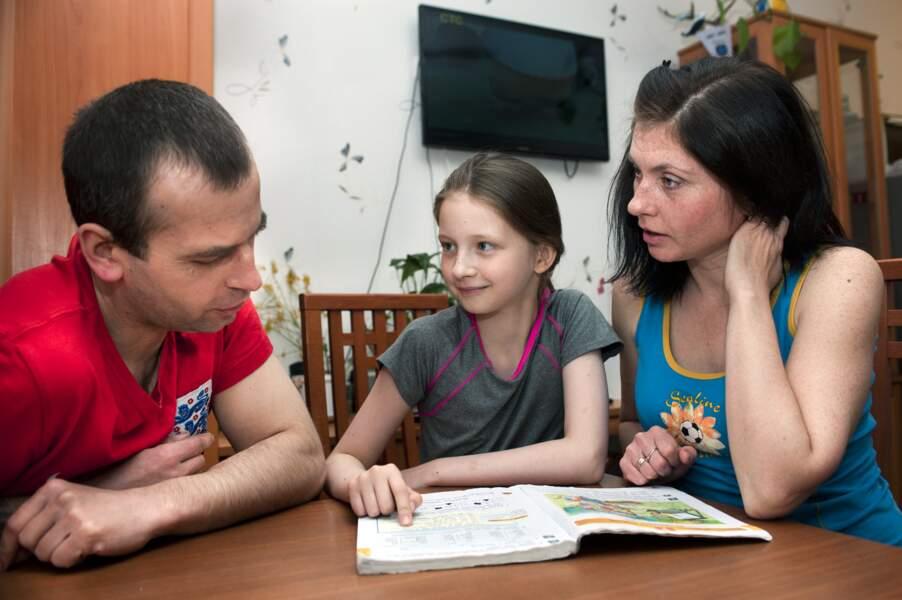 Mineurs ukrainiens