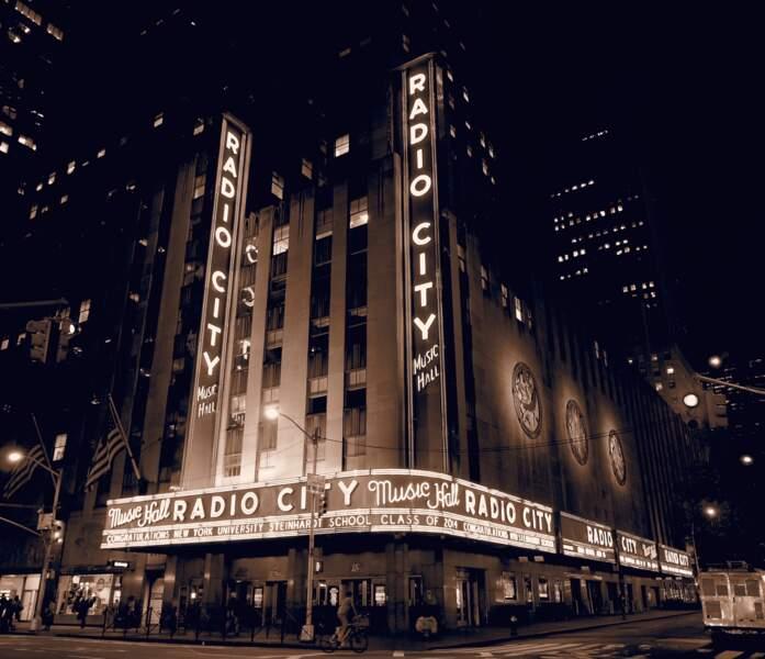 Le Radio City Music Hall de New York