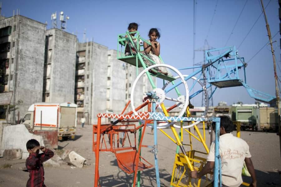 Plus que tout autre quartier de Bombay, Ward M défie les statistiques du désespoir