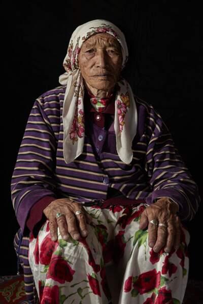 Kulay Khamen, 83 ans