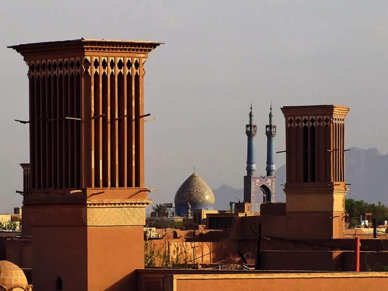 Ville historique de Yazd, en Iran