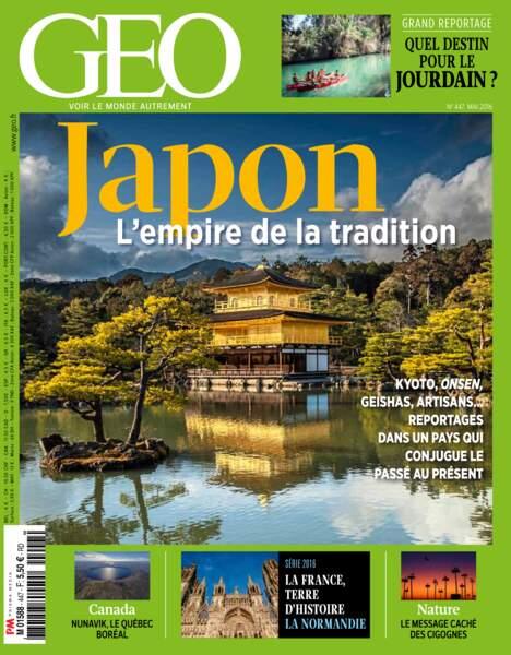 Retrouvez l'intégralité du reportage dans le magazine GEO n°447 (mai 2016)