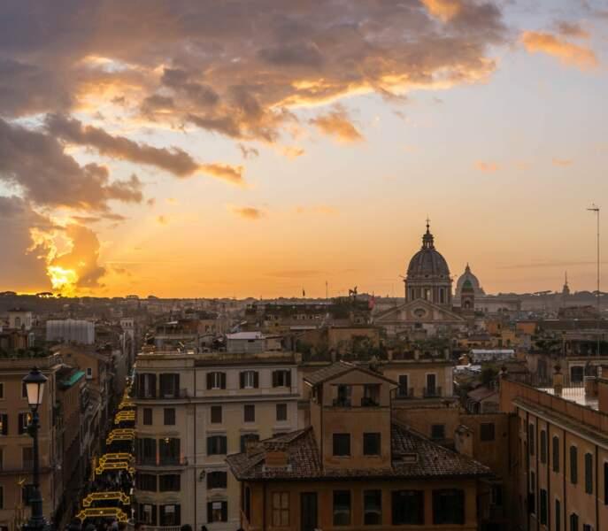 6/ Rome, 26 584 logements Airbnb