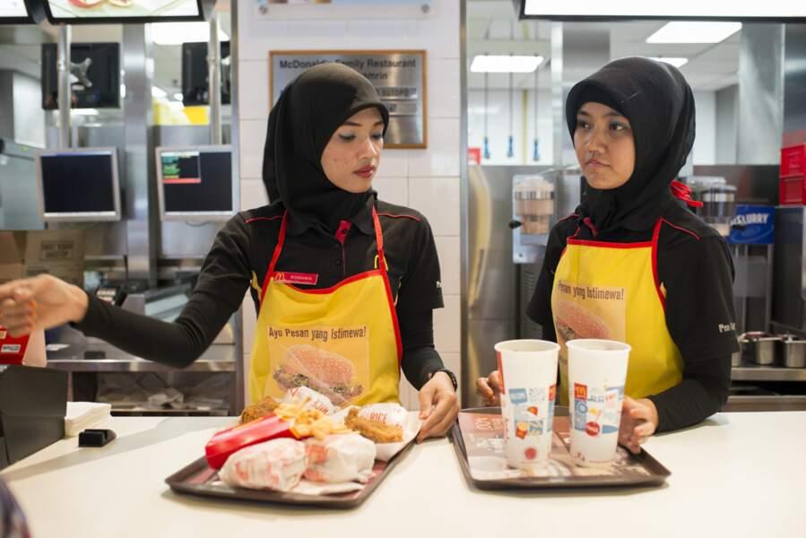 L'Indonésie représente la plus grosse part du marché mondial de l'alimentation halal