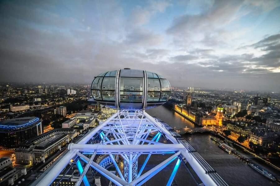 Vue de Londres, par bouaboua