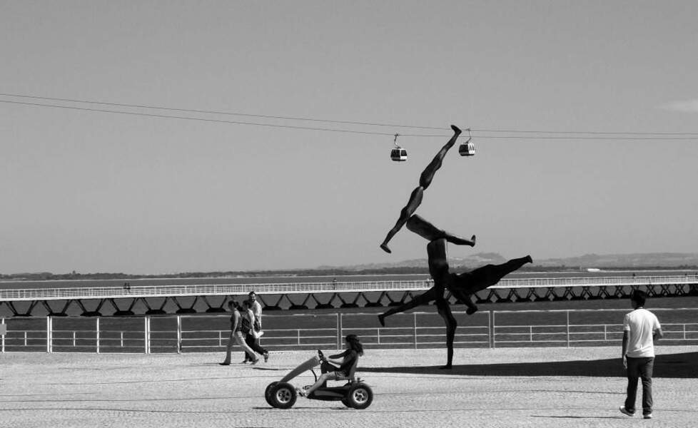 Photo prise à Lisbonne (Portugal), par krysia