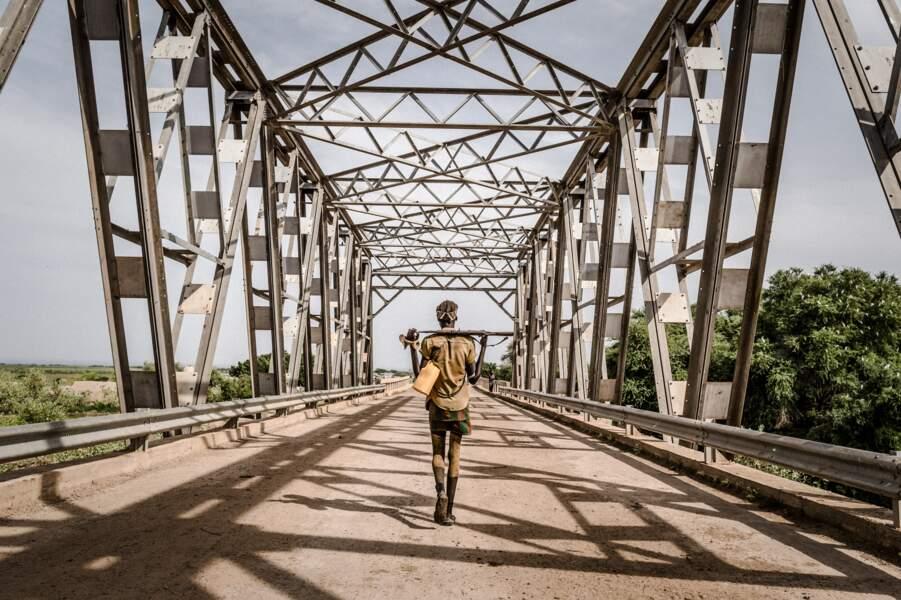 Le pont d'Omorate