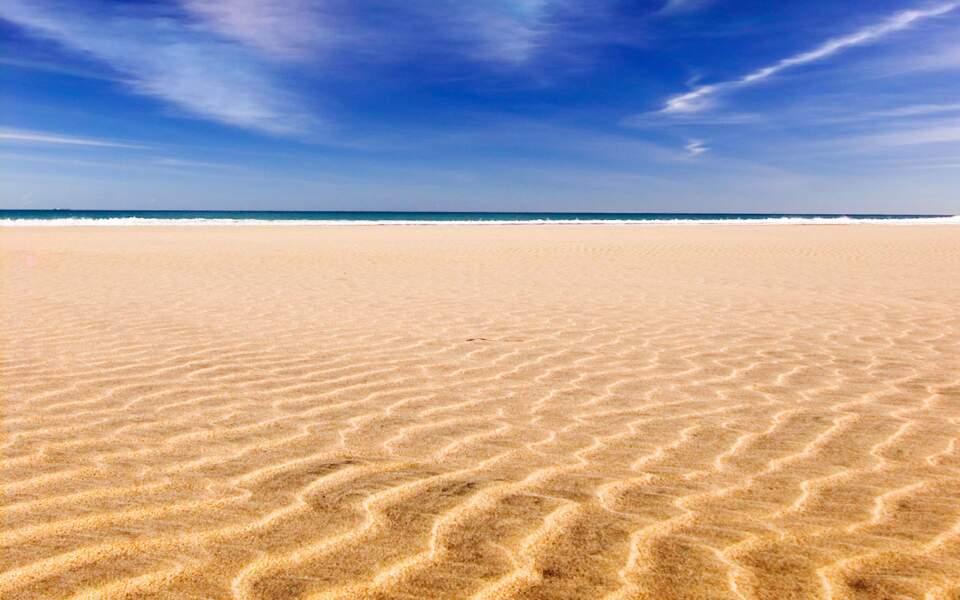La plage de Sotavento