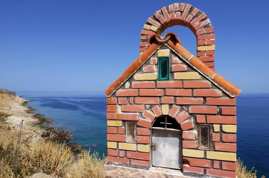 Photo prise à Kolymbari, en Crète (Grèce) par le GEOnaute : Jean-Yves PALFRAY