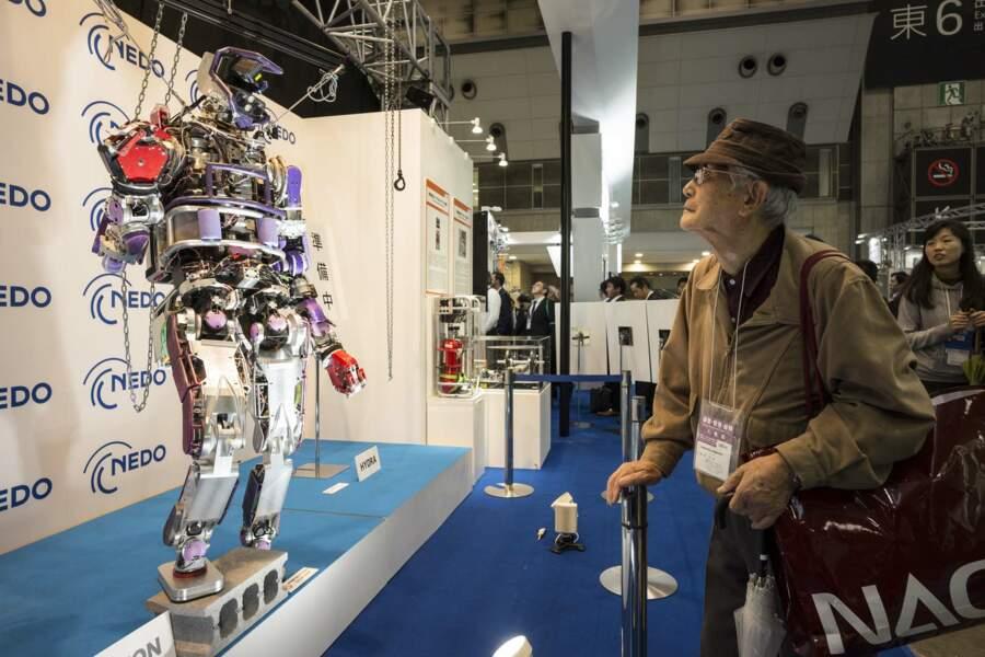 Des robots pour une meilleure fin de vie