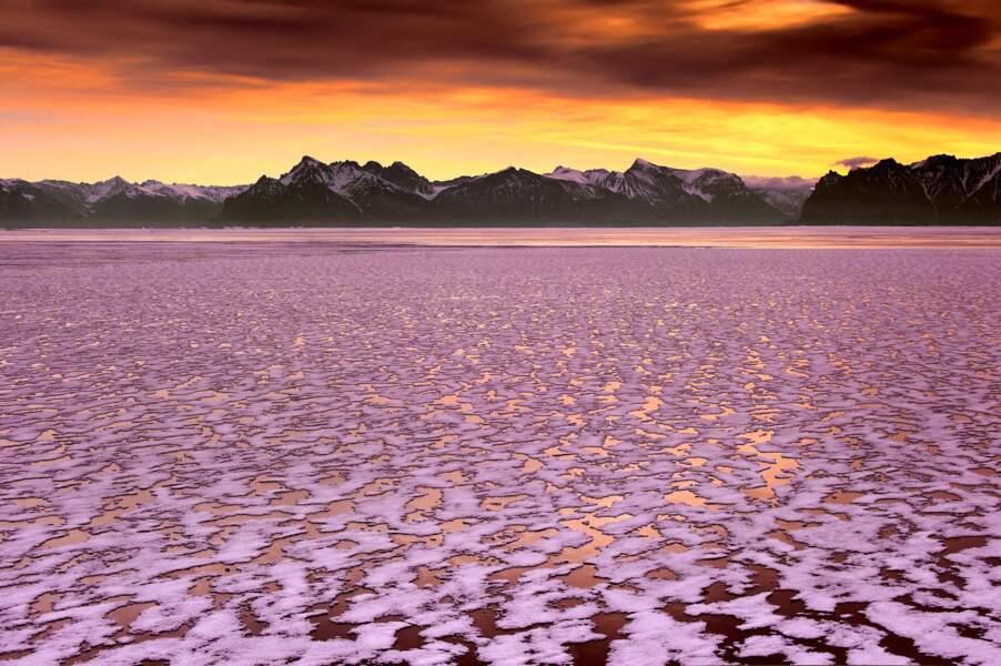 Baie d'Uummannaq, Groenland