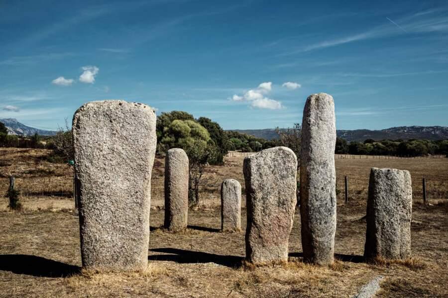 Le site archéologique de Cauria