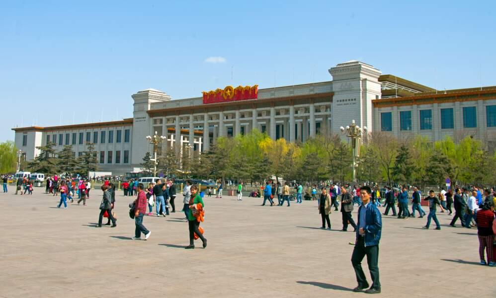 2 - Le musée national de Chine, Pékin