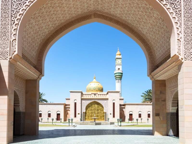 OMAN : singulier sultanat