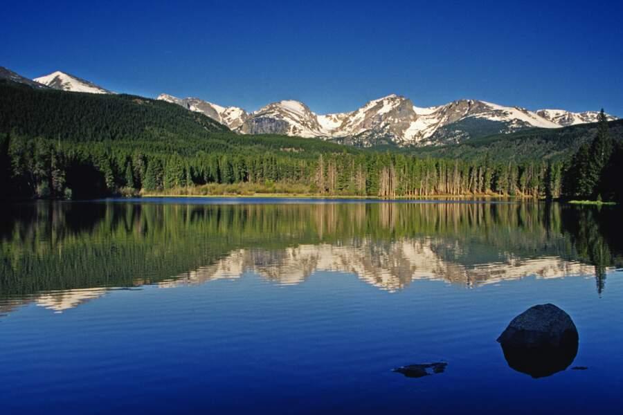 Le parc national de Rocky Mountain
