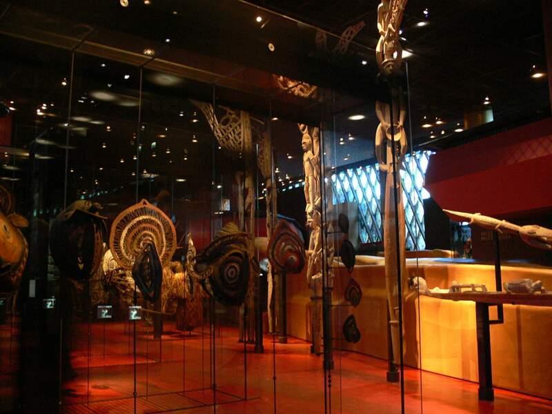 9. Le musée du quai Branly