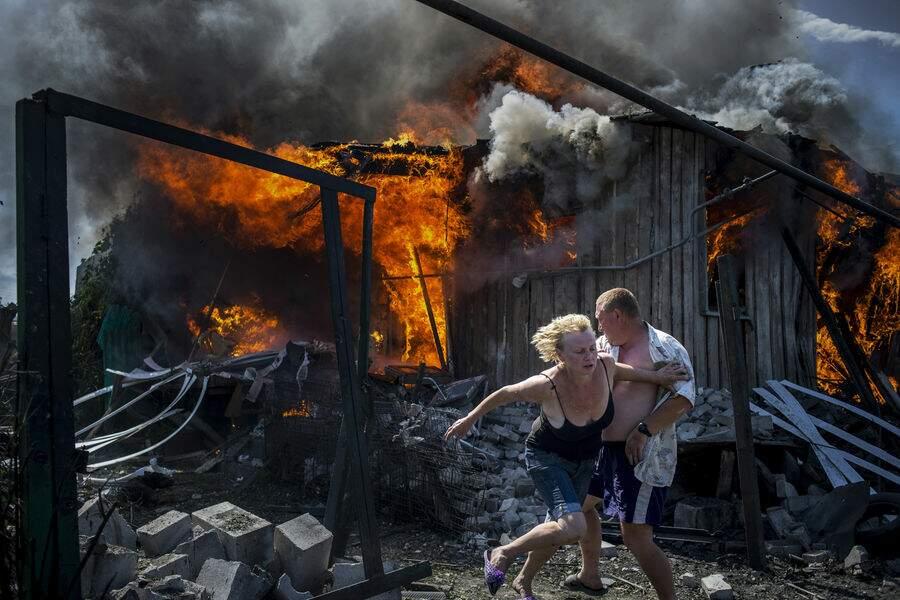 """""""Jours noirs en Ukraine"""" - Projets au long cours, 1er prix"""