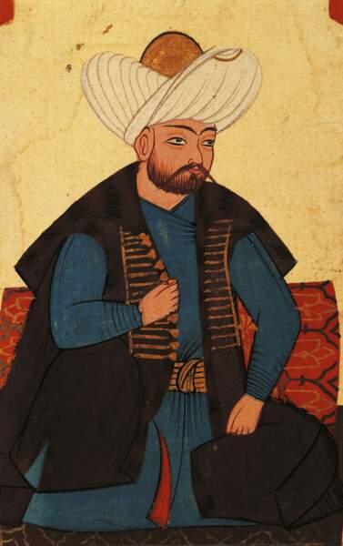 Bayezid Ier ( vers 1360-1403) : son règne fut brisé par Tamerlan