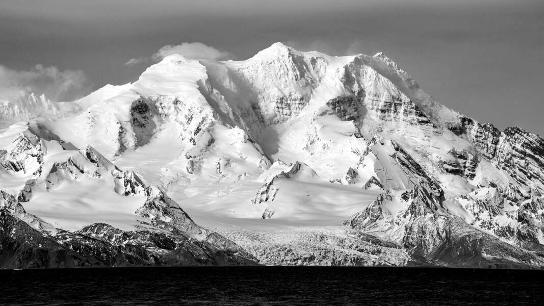 Le mont Paget