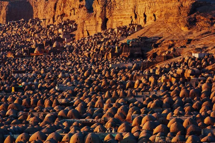 Près de Minia, plusieurs milliers de mausolées sur l'emplacement d'une ancienne nécropole pharaonique