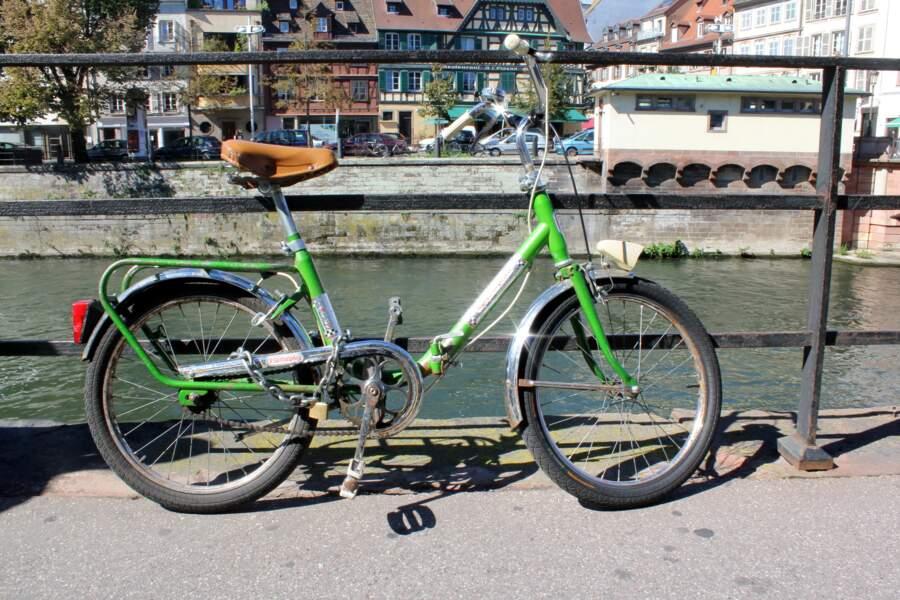 Balade à vélo en bordure des canaux