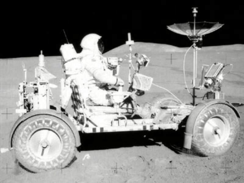 Apollo 15 : une expérience en apesanteur