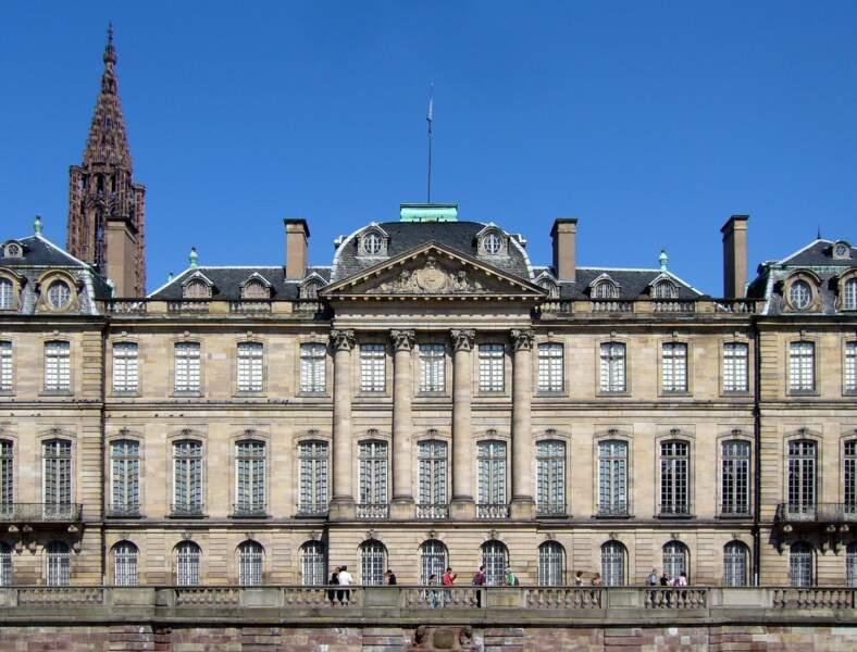 Le palais Rohan, un site culturel