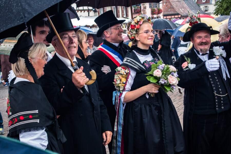 Mariage de l'Ami Fritz à Marlenheim (Bas-Rhin)