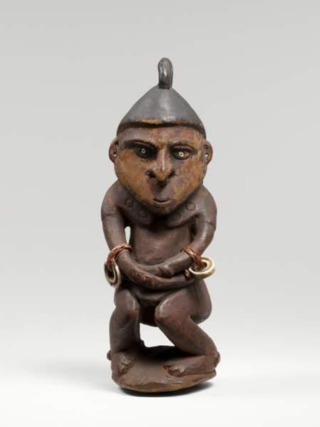 Statuette d'un ancêtre, 20e siècle