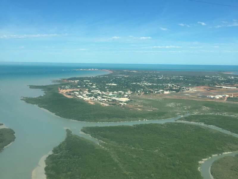 """La """"capitale"""" du Kimberley"""