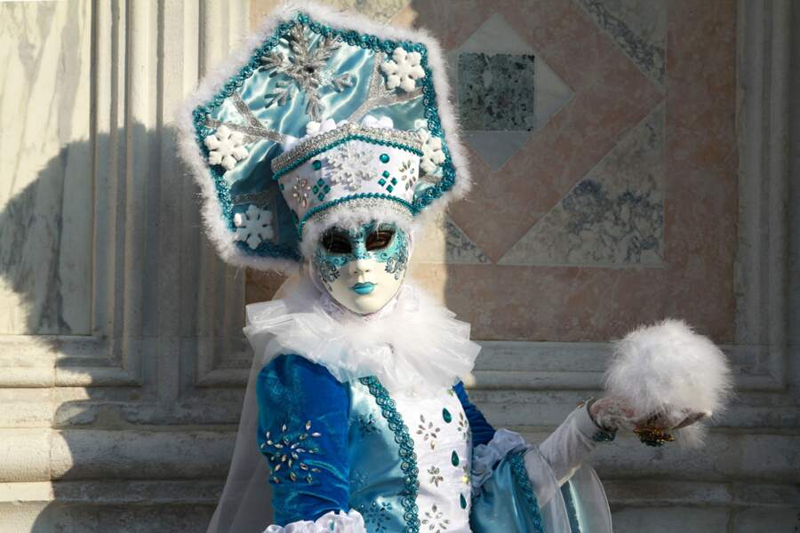 L'ange bleu de San Zaccaria