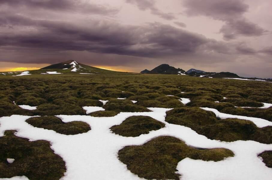 Volcan du Leirhnjúkur, en Islande, par Grégoire Sieuw