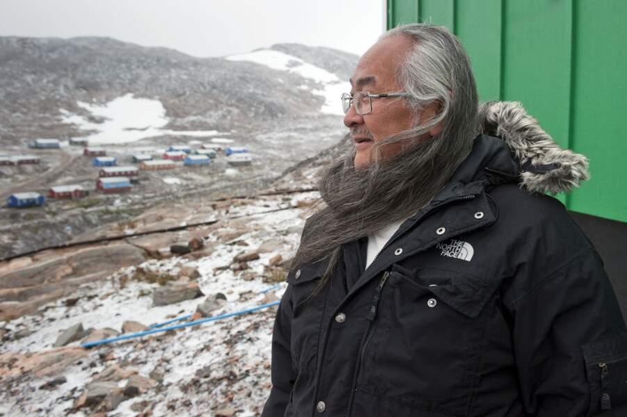 Hameau inuit