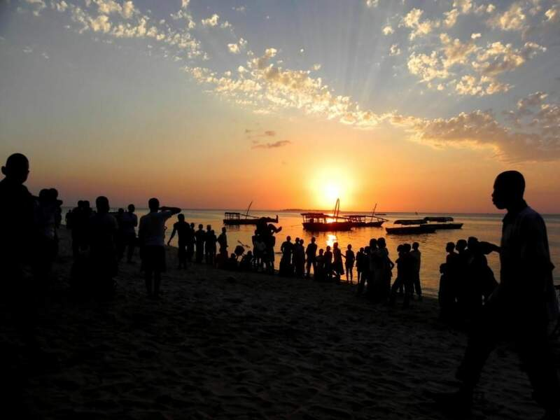 Photo prise à Zanzibar (Tanzanie) par le GEOnaute : stefdeaubagne