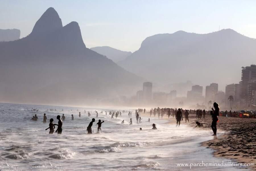 Photo prise à Rio de Janeiro (Brésil) par Pascal Mannaerts