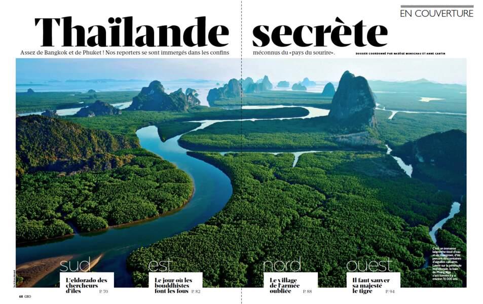 Grand dossier : la Thaïlande secrète