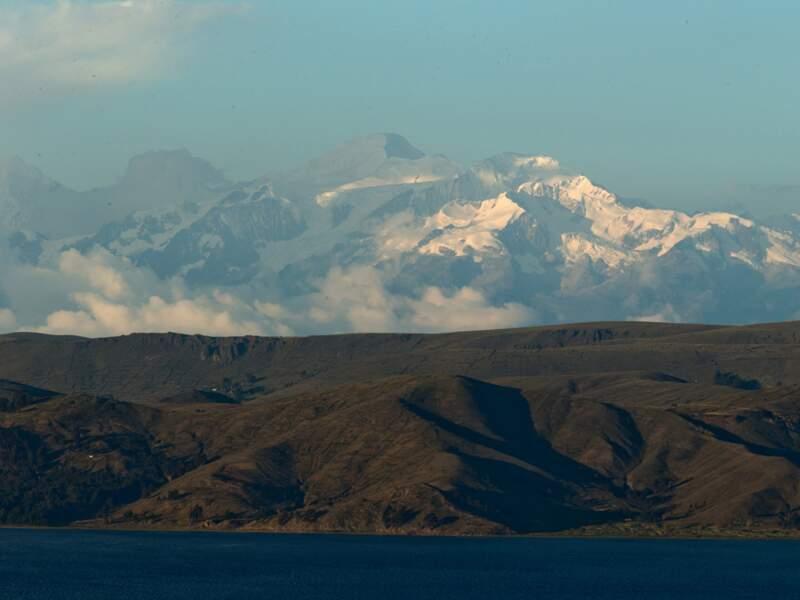 """Le """"lac des pumas de pierre"""" est le berceau de la civilisation inca, qui a rayonné sur les Andes"""