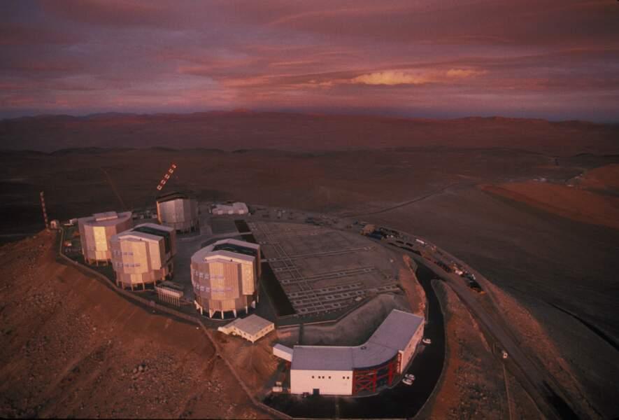 Chili - Chez les astronomes du désert d'Atacama