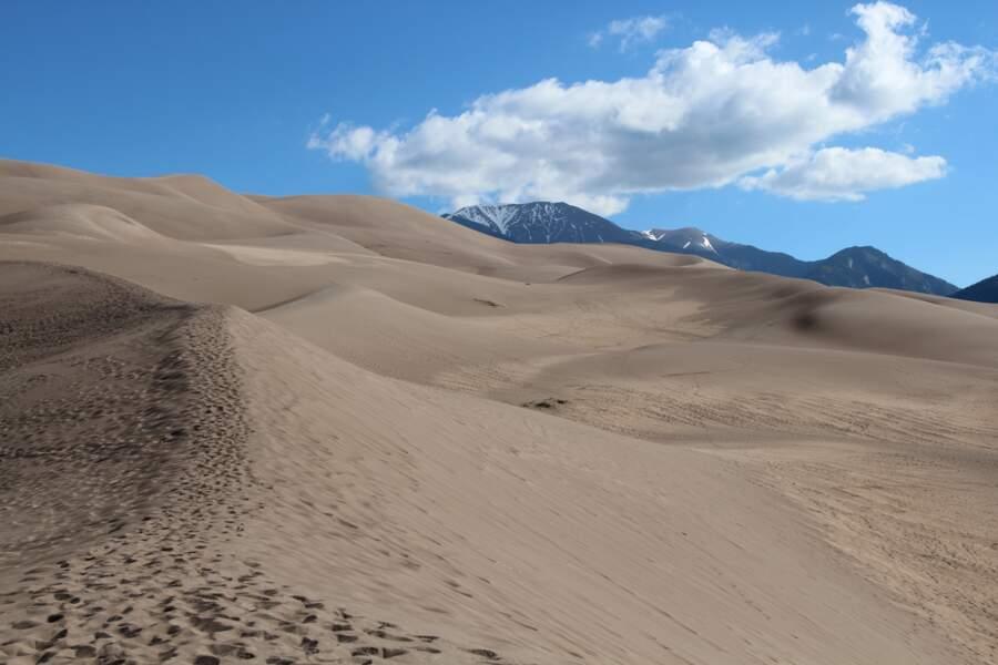 Le parc national de Great Sand Dunes