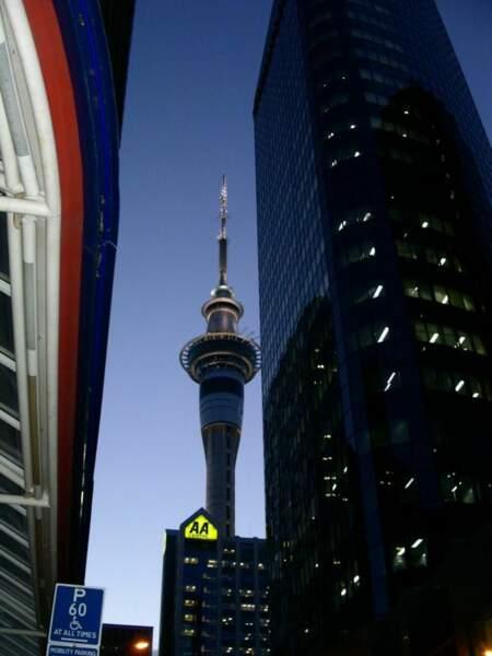 N°19 - Auckland (Nouvelle-Zélande)
