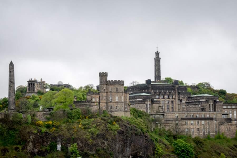 Ecosse - 2 jours (et un mariage) à Edimbourg !