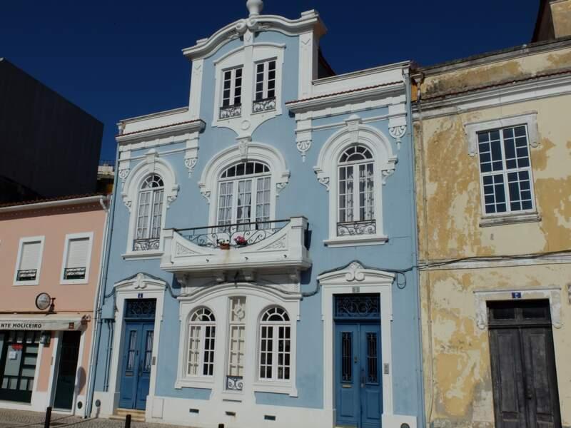 Portugal - Une journée à Aveiro