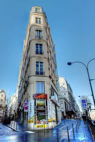 Photo prise à Paris par le GEOnaute : anaval