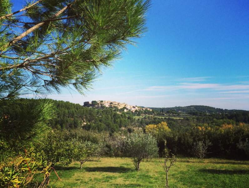10 000 pas en Provence