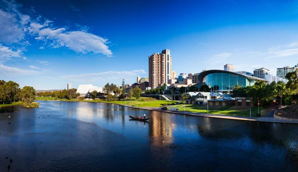 10 - Adélaïde, Australie