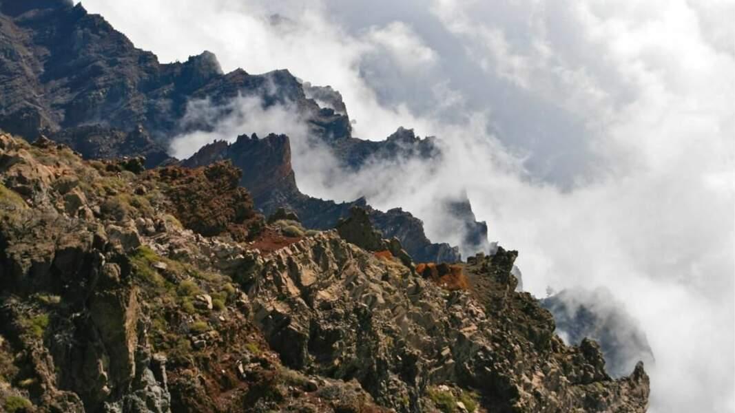 Photo prise à La Palma, sur les îles Canaries (Espagne) par arobart