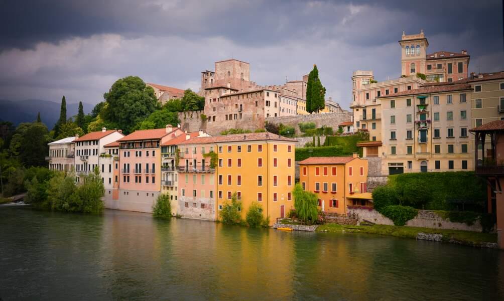 Italie - Bassano del Grappa et le Ponte degli Alpini