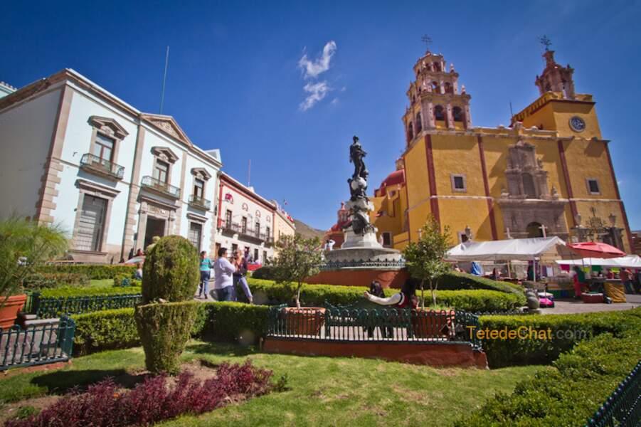 Mexique - Guanajuato, la ville aux mille couleurs
