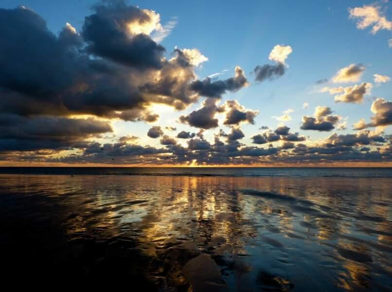 Photo prise en Haute-Normandie par le GEOnaute : amy